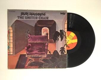 25% OFF Julius Brockington The United Chair LP Album Jaded Jackie Love World Lost Tribe Funk Soul Vinyl Record