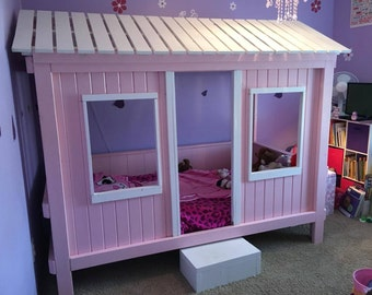 kids cabin bed+