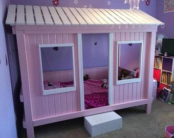 kids cabin bed+