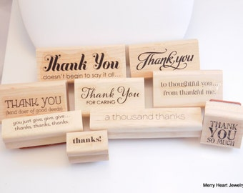 Stampin' Up Lots of Thanks Stamp Set