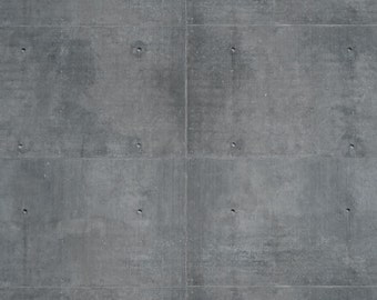 3x3 Industrial Concrete Wall Abstract Photography Backdrop - Fab Vinyl 3x3 ft (FV3032)
