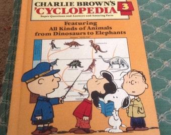 1980's Charlie Browns 'cyclopedia