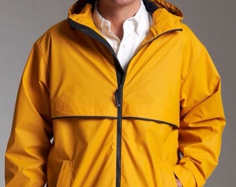 Men's Charles River Rainjackets