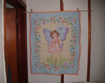 Fairy Princess Baby Quilts