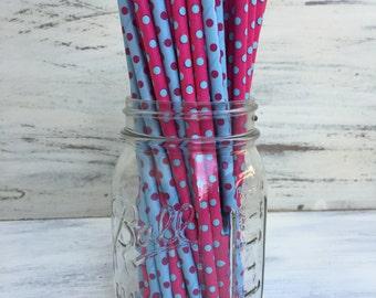 50 POP! Paper Straws