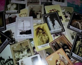 Albumen Kipper Cards  by Alexandre Musruck
