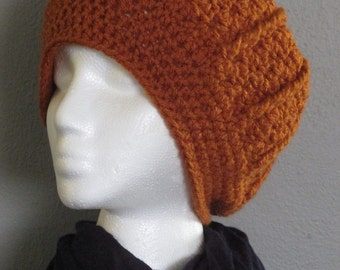 Round Cable Beanie