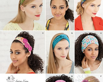 Simplicity Pattern 1791 Hair Accessories