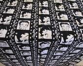 Custom betty Boop bag for April