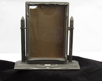 art deco   picture frame 8x6