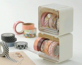 Washi Tape Storage Unit - Available in 2 Colors