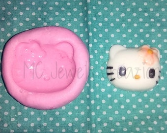 Big hello kitty mold