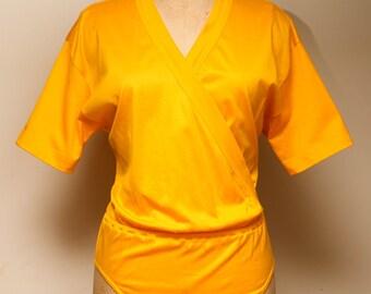 90s ESCADA Bodysuit