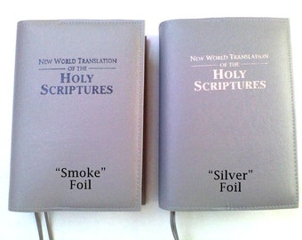English Bible Covers