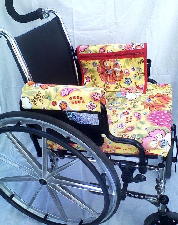 Wheelchair Seat Cushion Covers Variety of patterns – Wheel Chair Covers