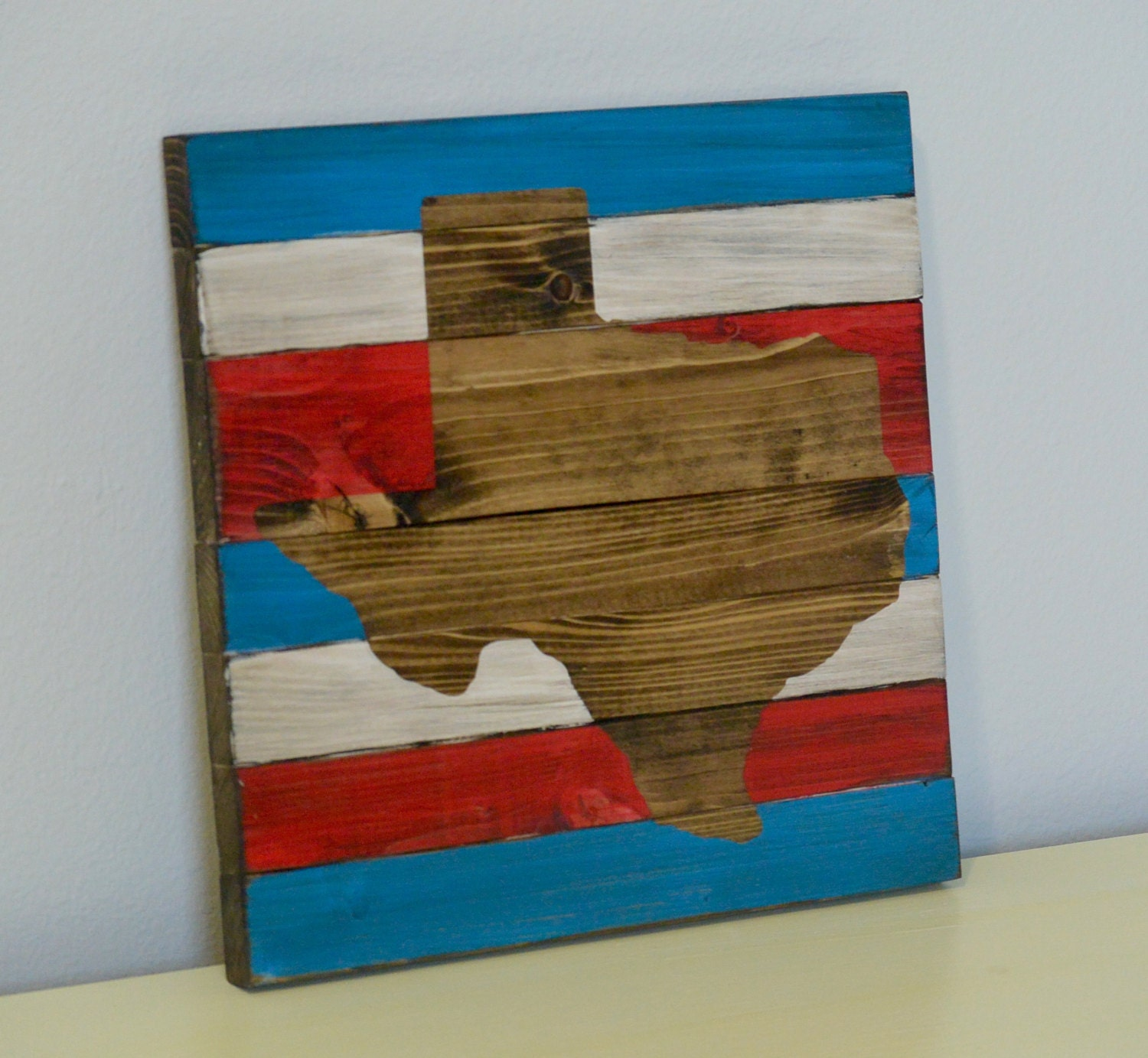 Rustic Texas Pallet Wall Art Texas Decor Texas By