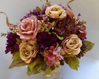 Luxury Floral Arrangement, Large Dining Table Centerpiece , Fall Table Centerpiece ,Fall Centerpiece,Autumn Centerpiece