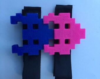 Barrettes for Boys and Girls, Boyrettes, Hipster Baby, Gender Neutral, Toddler, 3D Printed