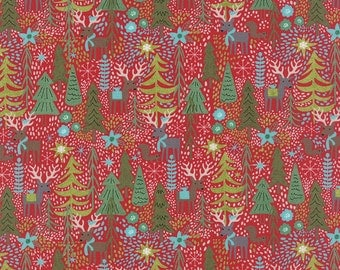 Moda Fabric Juniper Berry 30430-15...Sold in continuous cut 1/2 yard increments