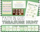 Activity Days Faith In God Treasure Hunt