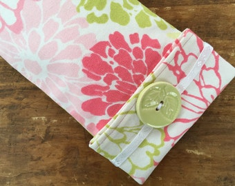 Pretty Pink Aromatherapy Yoga Eye Pillow