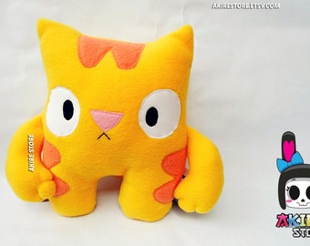 CAT PLUSH MONSTER