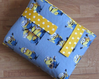 Changing pad to go, Minions