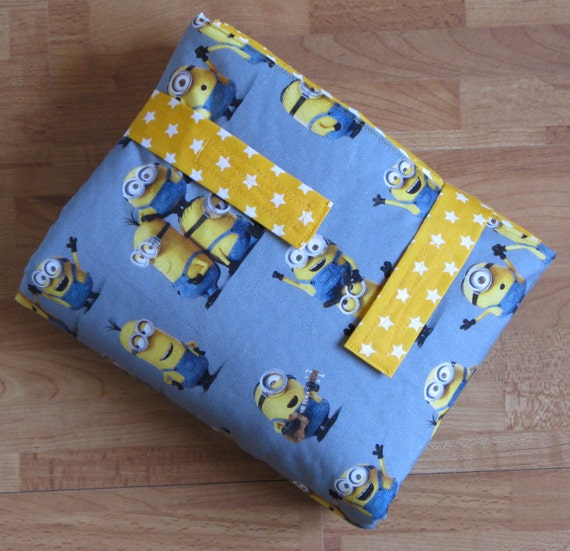 changing pad to go minions. Black Bedroom Furniture Sets. Home Design Ideas