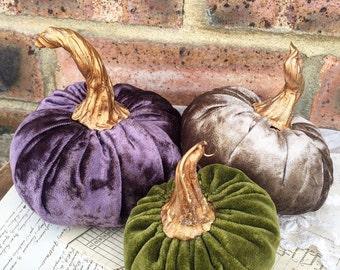 Magical fairytale pumpkins