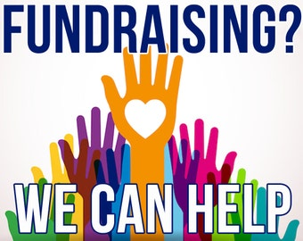 Fundraising? Look here!