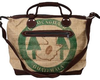 Coffee Weekender Bag