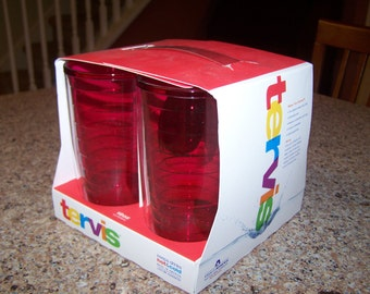 Tervis Tumblers - Set of Four