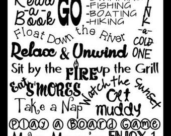 Happy Camper Rules