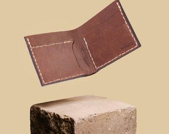 OKSSKOLTEN - Handmade leather wallet