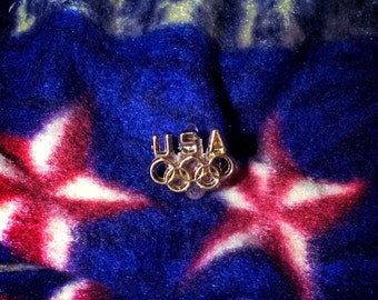 Olympic Cell Phone Dust Plug/Deco for IPhone 6. Phone bling/accessory.  Cell phone dust plug.