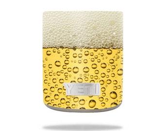Skin Decal Wrap for YETI 10 oz Rambler Lowball sticker skins Beer Buzz