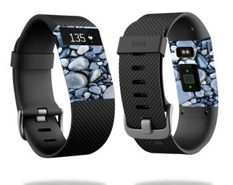 Skin Decal Wrap for Fitbit Blaze, Charge, Charge HR, Surge Watch cover sticker Rocks