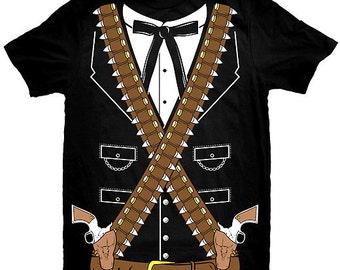 Mariachi T-Shirt Pistolero