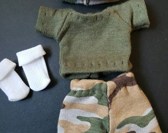 Outfit for  4.5 inch baby