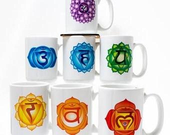 Chakra Mugs