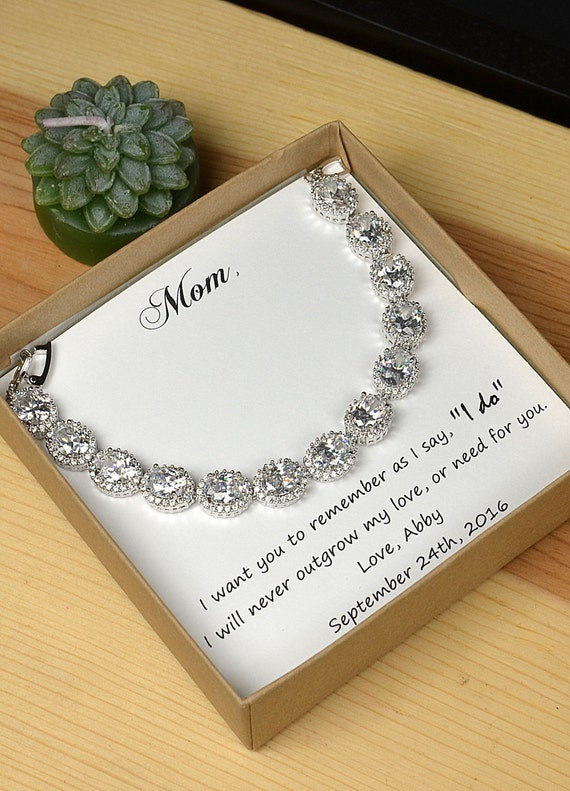 Good Wedding Gifts For Bridesmaids : ... Gifts,Bridal Party Gift,Bridal Party Jewelry,Wedding bracelet,Mom