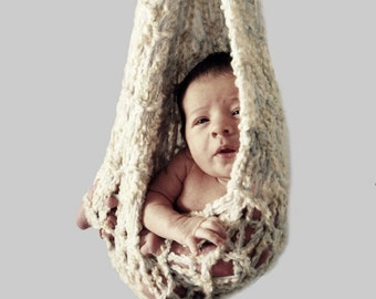KNiTTING PaTTERN Baby Nest Prop PaTTeRN Newborn 3 Month