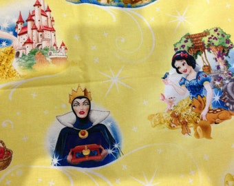 Snow White & the Seven Dwarfs Library Bag, Swim Bag, etc
