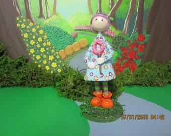 Handmade fairy Enchantling