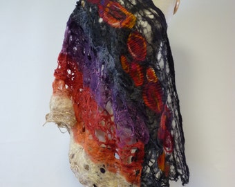 Delicate gypsy scarf. Only one sample, perfect for gift.