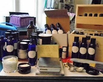 BOGO end-of-season aromatherapy  sulfate-free shampoo
