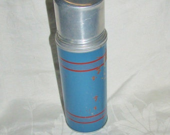 Vintage Thermos Keapset Brand The Thermos Bottle Co American Pat No. 82133