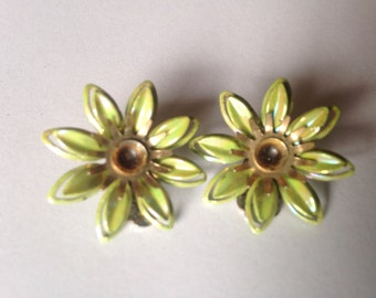 Flower clip ons