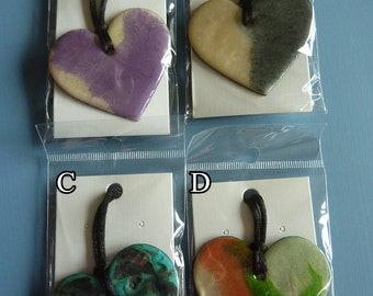 Heart pendant. 1-choose from 4