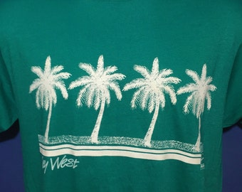 Vintage 1983 Key West Florida t shirt *M